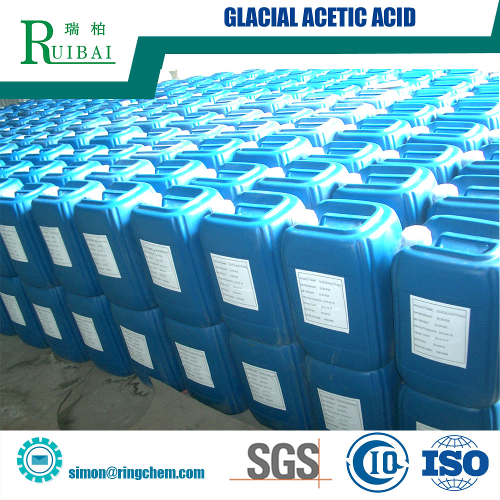 food additive, glacial acetic acid