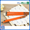 New style OEM color engraved black wood diamond pencil