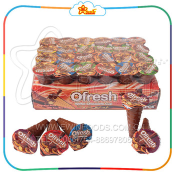 14g Wafer Chocolate Cup