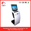 2015 Self service Bill Payment Kiosk with Bill acceptor/ card reader/thermal printer