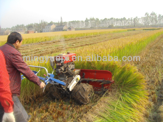 Price of rice combine harvester rice cutter