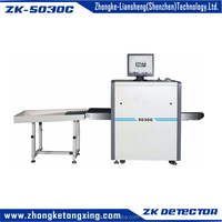 X-Ray Luggage Scanner Inspection Systems , X-ray baggage inspection Machine 5030C