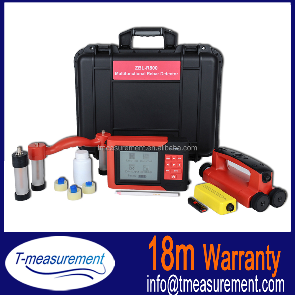 Pile integrity tester,Finder Detector Covermeter,concrete testing rebar detection