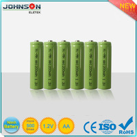 Rechargeable 1.5v hot sale brand disposable dry battery