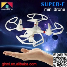 2017 Best Sell 3D flip rc drone with hd camera and gps drone parts