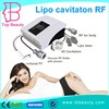 4 in 1 portable cavitation and vacuum rf slimming machine ultrasound rf cavitation machine cavitation+rf fat removal for sale