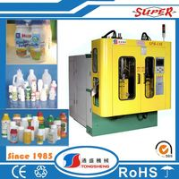 Factory plastic bottle making machines