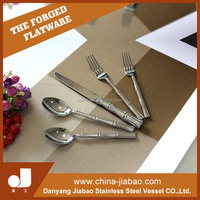 Manufacturer directly supply Different design pure silver spoon for sale