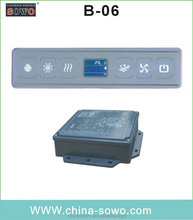 best selling bathtub control panel