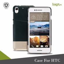New Design Leather Cell Phone Case For HTC With Credit Card Holder