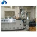 High automation easy operation pvc flex banner sheet extrusion machine