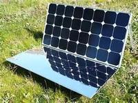 High Efficiency 150 watt solar panel with Sunpower Solar Cells