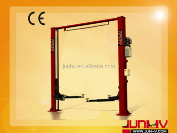 JUNHV ow price hydraulic car lift JH-4000CE 2 post used car lifts for sale