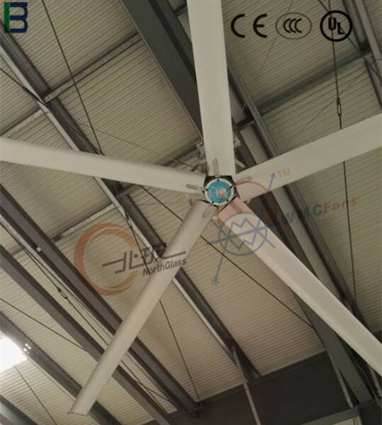 2016 New Giant Ceiling Fan/Air Conditioning Appliance for Fan Industry