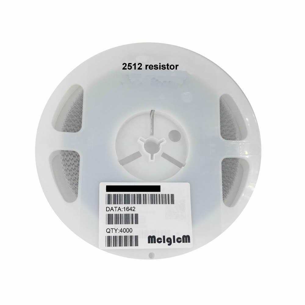 (pack of 4000pcs)2512 SMD Resistor 1 ohm tolerance 1% marking <strong>1001</strong>
