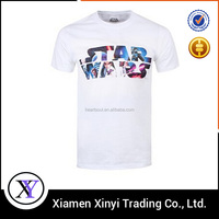 2017 Good quality cheap popular tshirt korea men