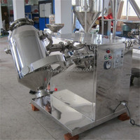 Dry powder 3D mixer and blenders sell with ISO CE