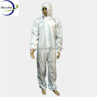 Waterproof Disposable Jumpsuit Overalls