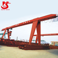 Electric mobile single Girder Gantry Crane Design