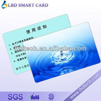 Cheap Plastic NFC Business Smart Contactless Card