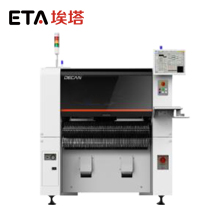 Desktop vision system chip mounter double visual smt pick and place machine ETA SAMGSUNG 471plus