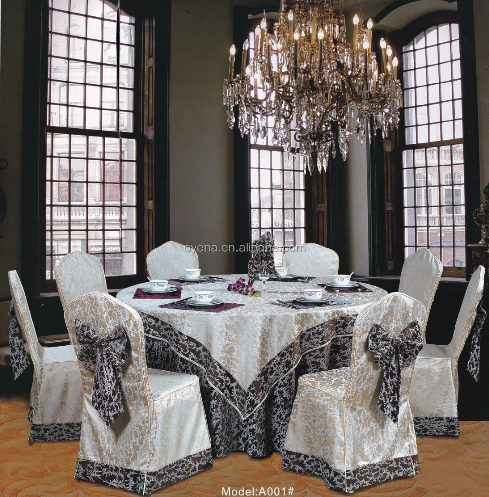 Chair covers wedding