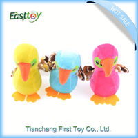 ICTI Audited Factory High Quality Custom Promotion organic cotton baby plush toy
