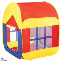 AIOIAI Kids Ball House Children Pop Up Play Tent Cubby Game House Ball Pool Tent