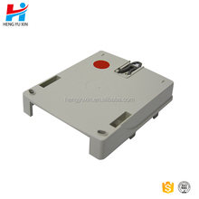 custom made abs injection molded plastic parts electronic enclosure