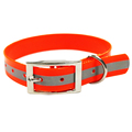 China Factory Delivery High Quality Coated Webbing Dog Neck Collars