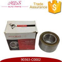 China manufacturer 40*75*39 mm front Wheel Bearing for Toyota Camry 90363-C0002