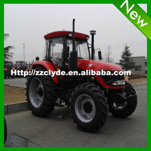 130hp 4WD BIG TRACTORS With High performance