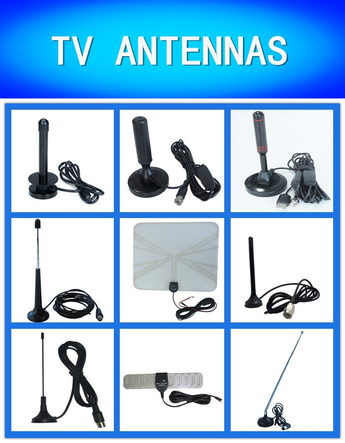 Factory supply Best HDTV DIGITAL 25db gain digital uhf hdtv outdoor antenna