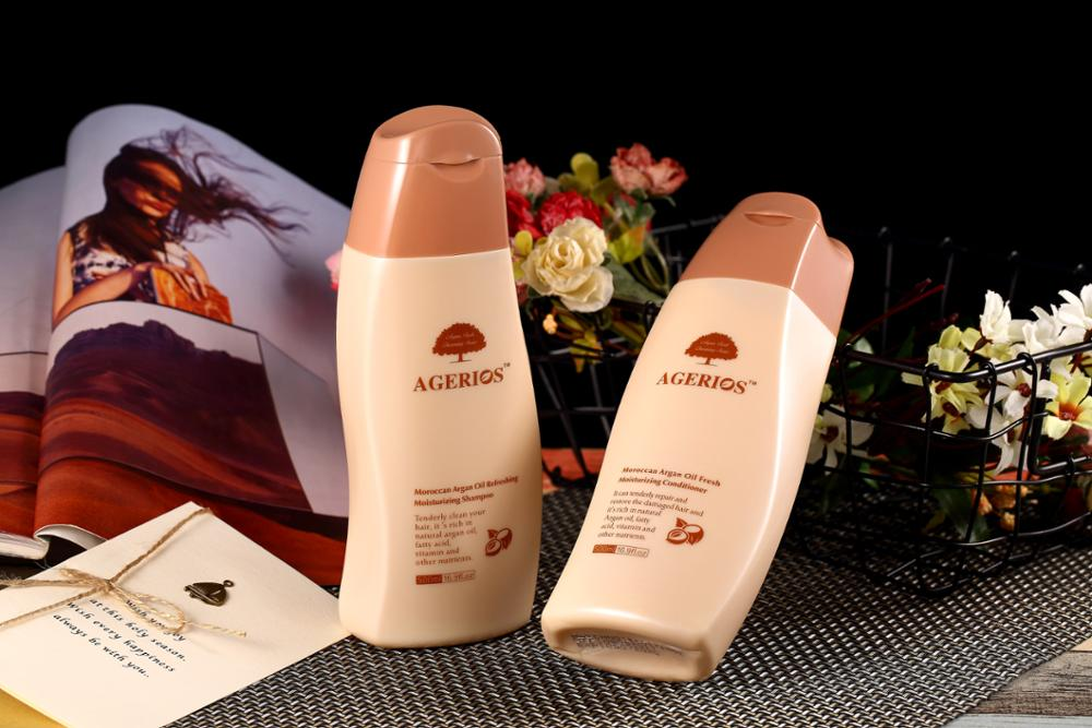 wholesale hair care products suppliers oem natural care argan oil shampoo for hair treatment