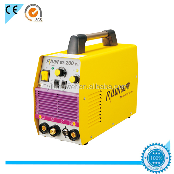 China Manufacture Rilon Welding Inverter Pulse Tig Welding Machine 200 amps