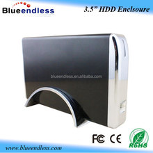 high quality best seller 3.5 hdd case 3tb external usb 2.0 3.5 hard drive enclosure