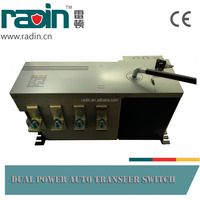 RDS2-250A/4P Series New Design ATS, Automatic Transfer Switch, Changeover switch