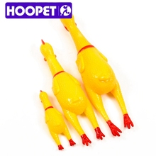 Dog Supplies Hot Selling Latex Shrilling Chicken Pet Toys Factory