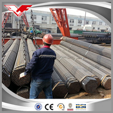 the lowest price welded thin wall steel pipes
