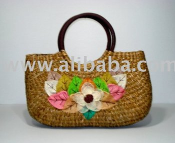 Summer Handbags Abaca Straw Seagrass Paypal Accepted