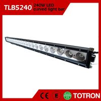 TOTRON Newest Super Quality High Lumen Ip68 Led Light Bar Electric Motorcycle For Sale