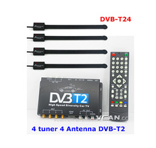satellite tv receiving antenna DVB-T24 TV Black Box