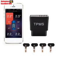 modern bluetooth tpms for android and ios smart phone With ISO9001 certificates