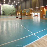 Best Price high quality pvc sports flooring roll for indoor