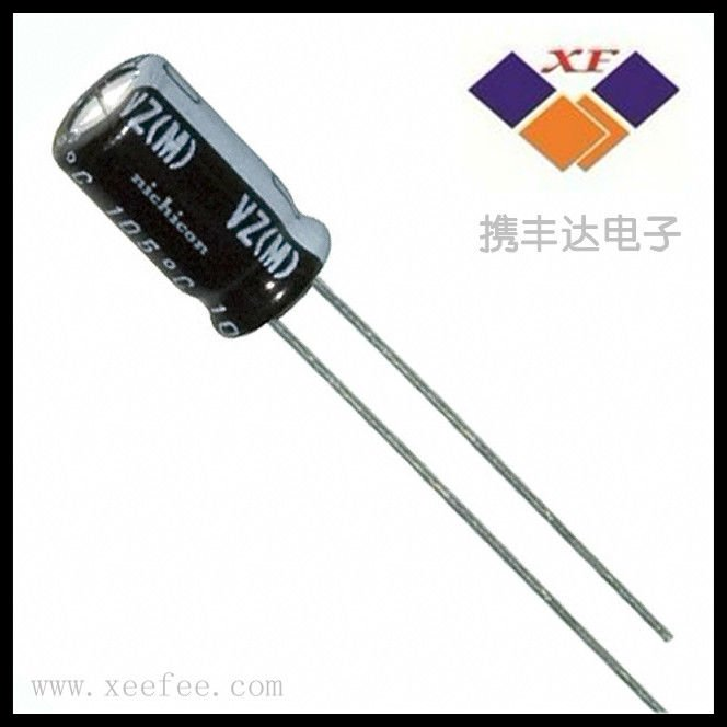 Hot offer Aluminum Electronic Capacitor 47uf 10v 20% Radial USP1A470MDD