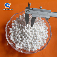 Chemicals White Balls Activated Alumina Absorbent