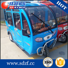New design 3 wheel gas powered adult tricycle