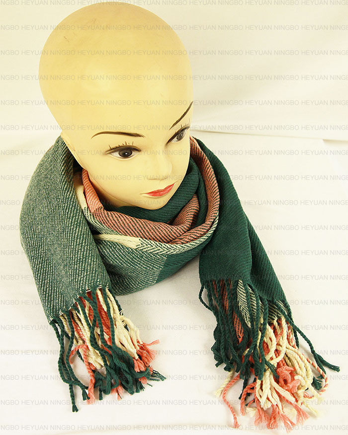latest new latest design customized scarf girls