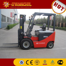 2 ton electric forklift/electric powered pallet stacker made in China