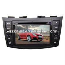 7'' central multimidia for SUZUKI SWIFT with 3g and wifi